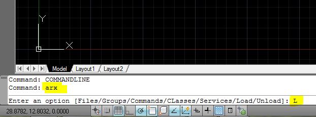 AutoCAD - Sửa lỗi không thực hiện được lệnh AppLoad