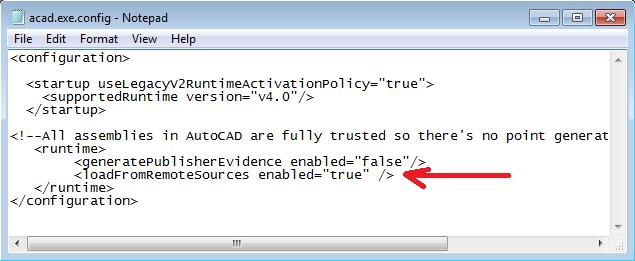 Khắc phục lỗi không load được file DLL trong AutoCAD